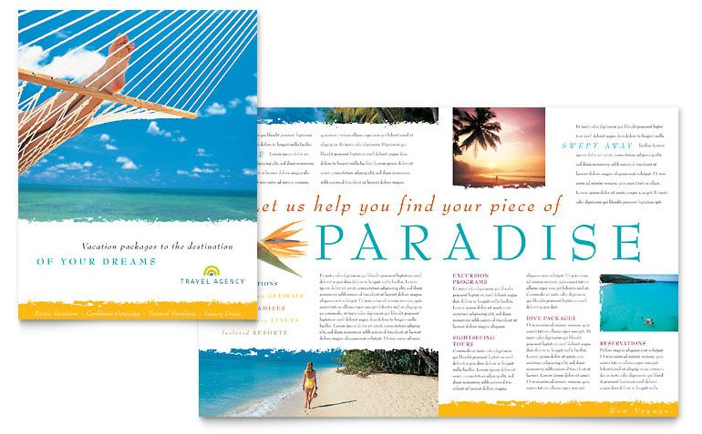 Travel Guide Brochure  Travel Guides