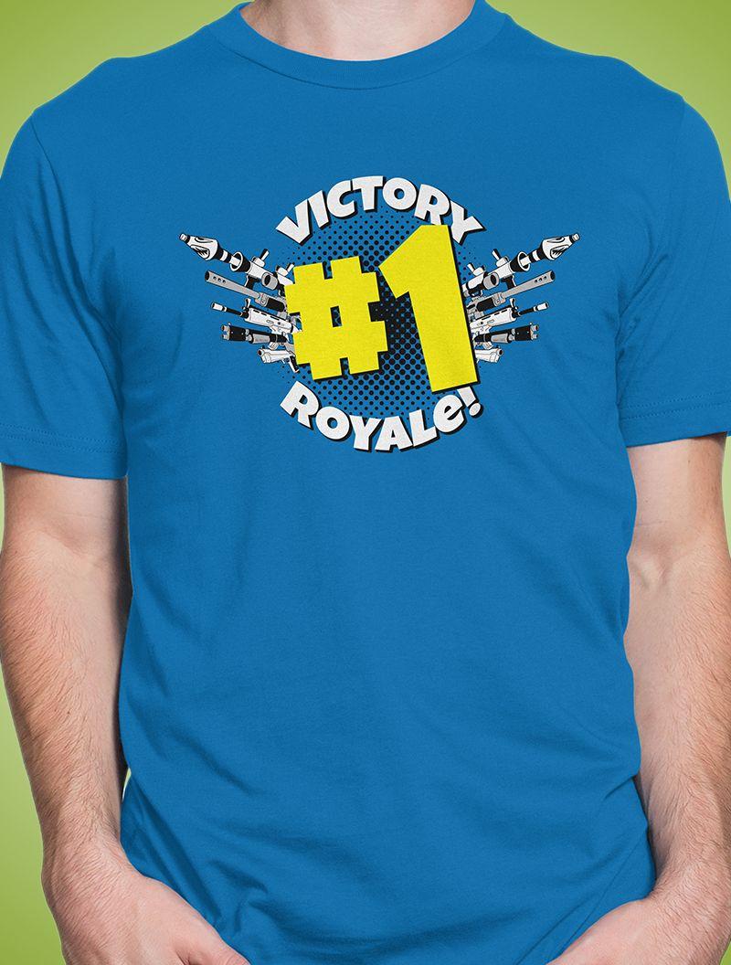 Camiseta Fortnite para hombre con diseño exclusivo de Mindangos del  videojuego battle royale de moda b7d30db87d611