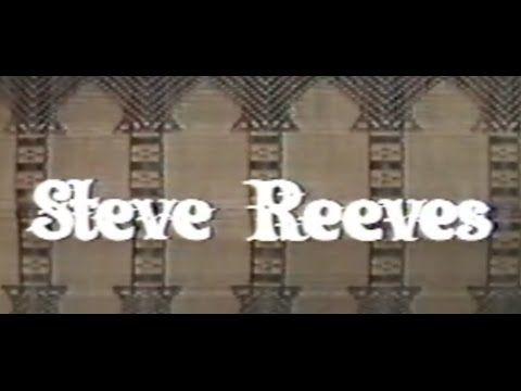 Le Voleur De Bagdad Steve Reeves 1960 Youtube Steve Reeves Steve Film