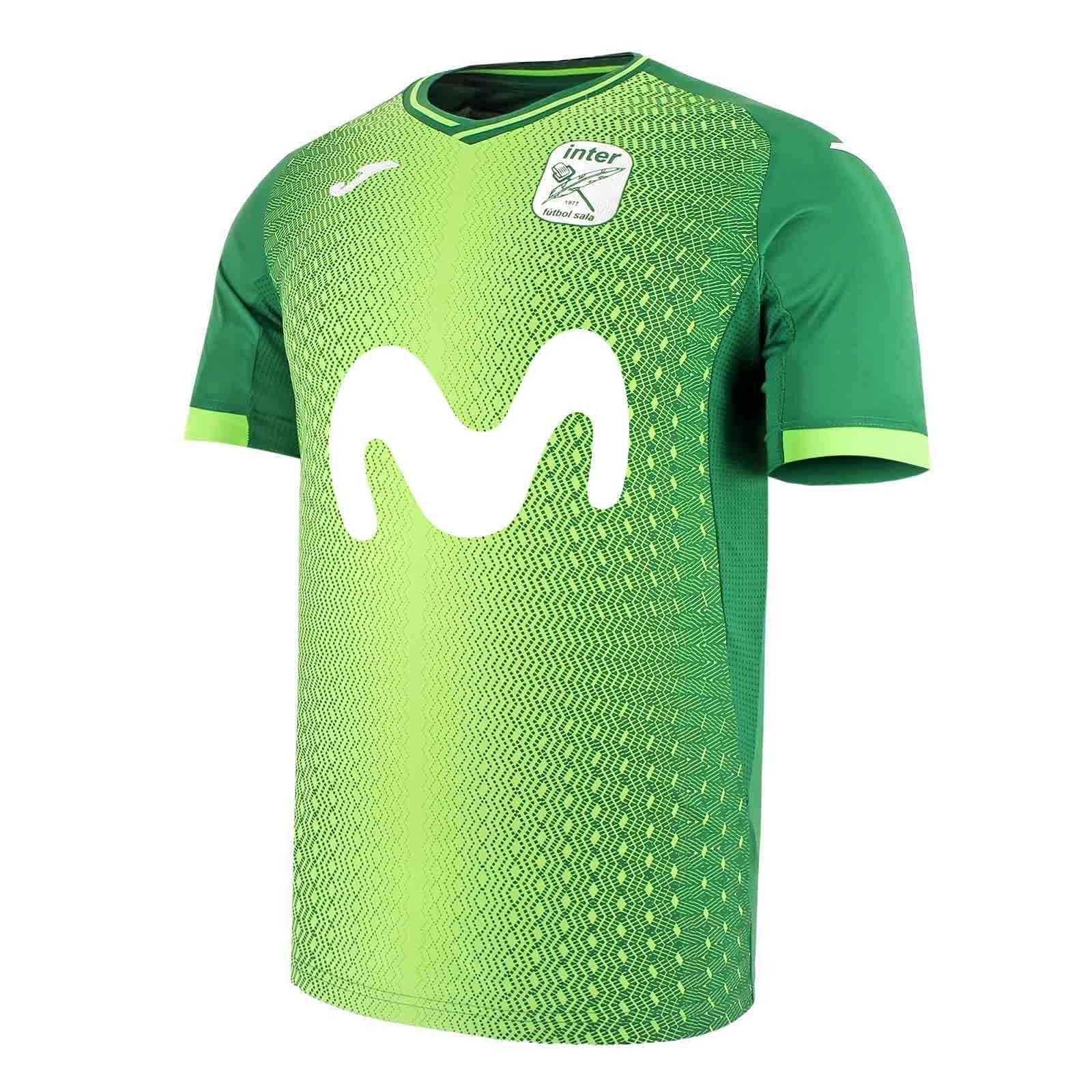 mejores marcas elige el más nuevo En liquidación Camiseta Joma Inter Movistar 2a 2018 2019 | Soccer ...