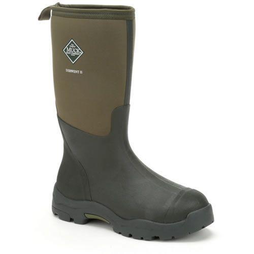 Muck Boots Derwent II Wellington Moss | Muck Boots | Pinterest ...