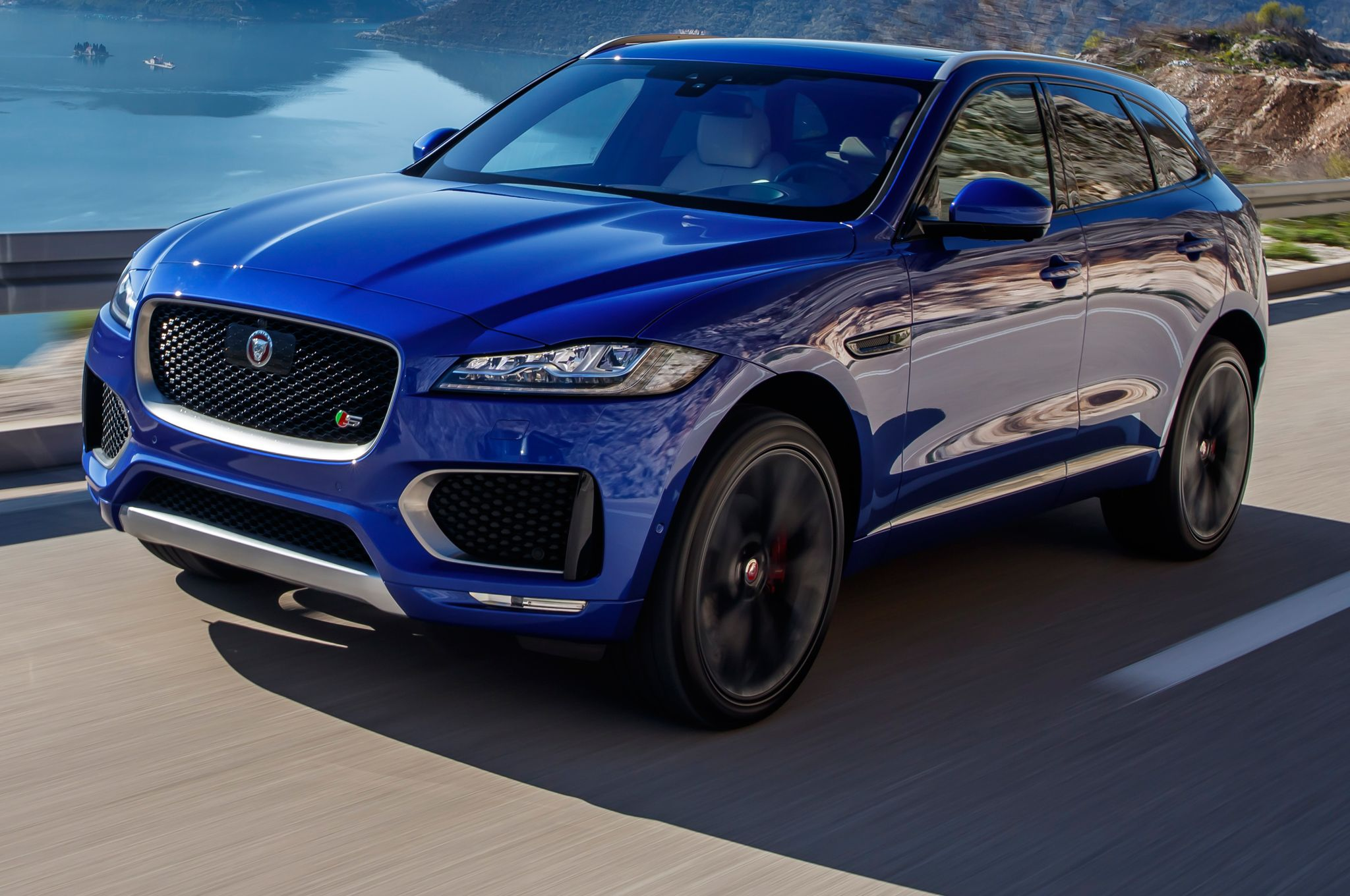 2017 Jaguar F Pace First Drive Review The Practical Sports Car