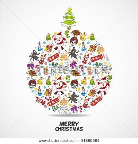 Christmas Poster Template Vector Stock Photos, Christmas Poster - christmas poster template