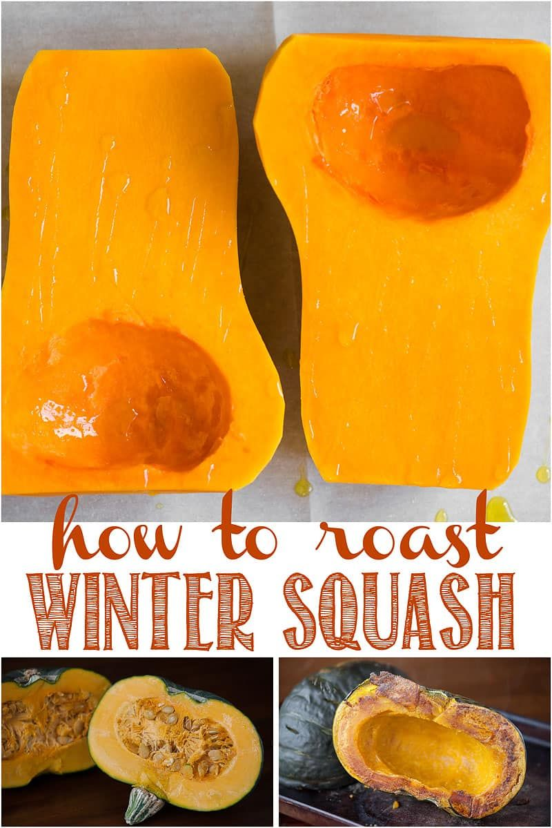 Roasted Squash Is Used In Many Fall Cooking Recipes From Roasted