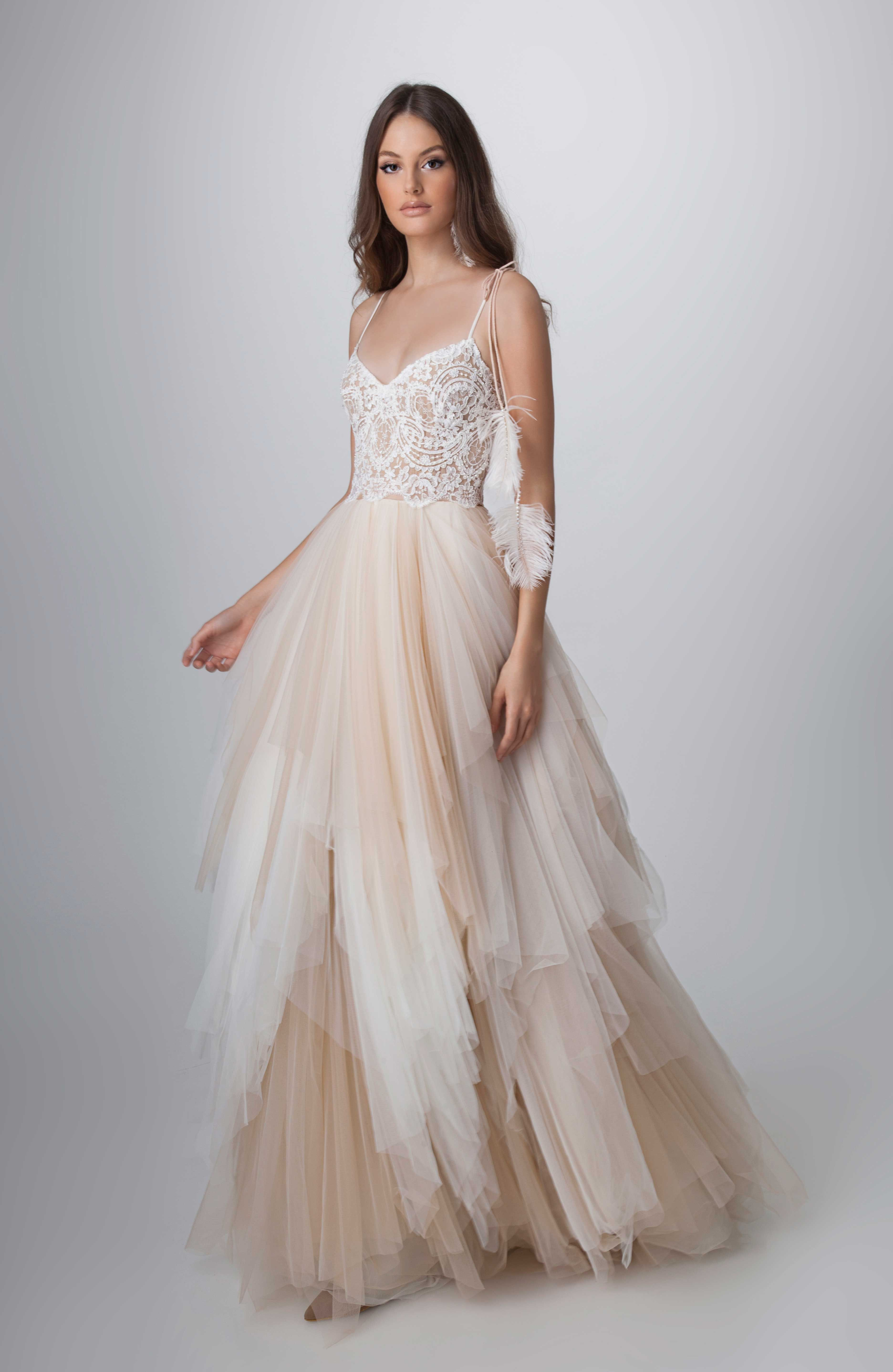 Scarlette gown gypsy glam pinterest bridal wedding and gowns