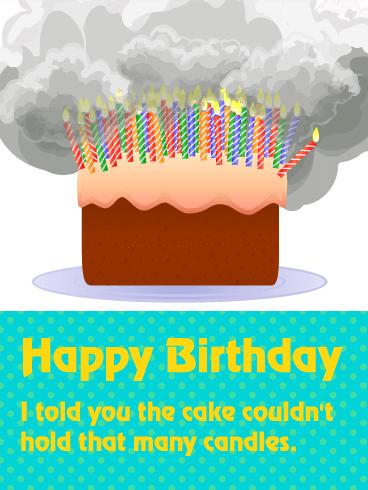 Funny birthday dares