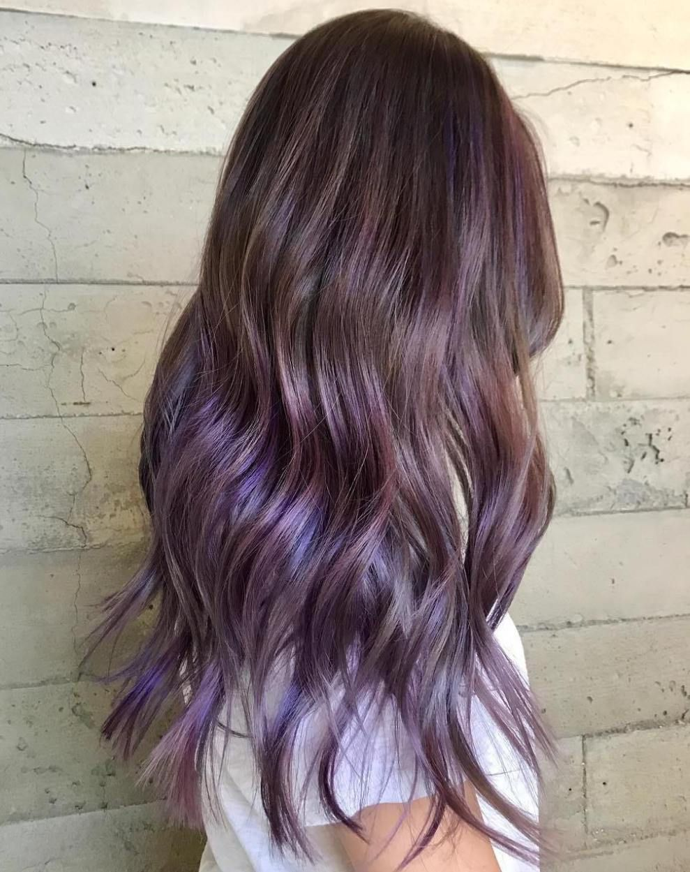 Hair Color Ideas: 20 Gorgeous Pastel Purple Hairstyles photo