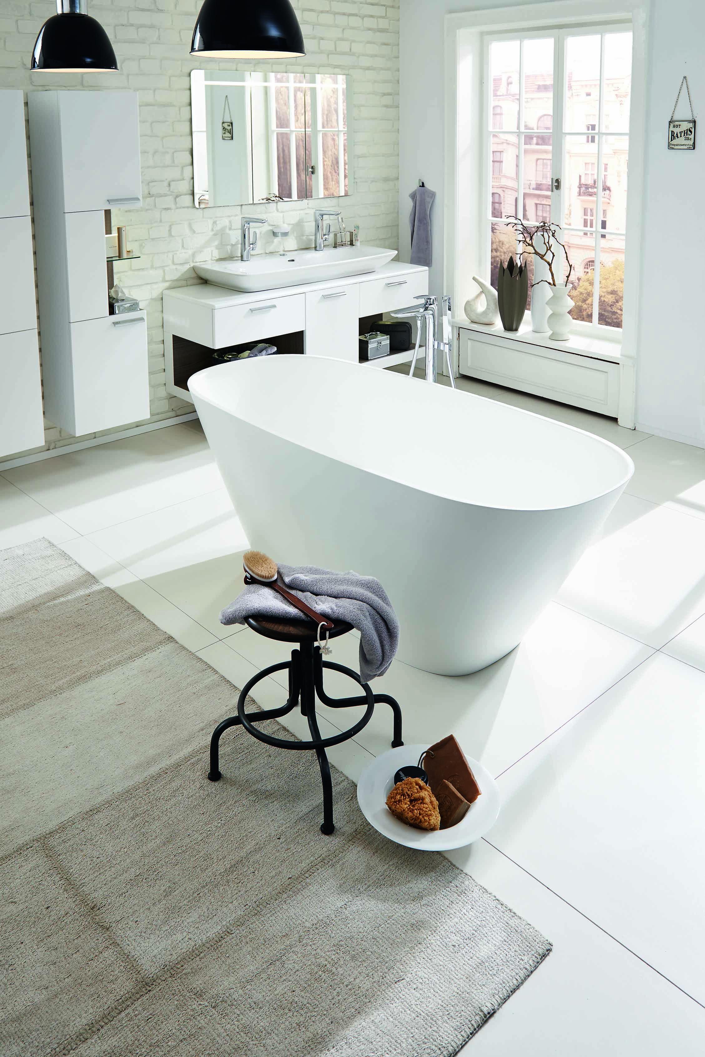 Vigour White Bad Badewanne Haus Dekor Haus Dekoration