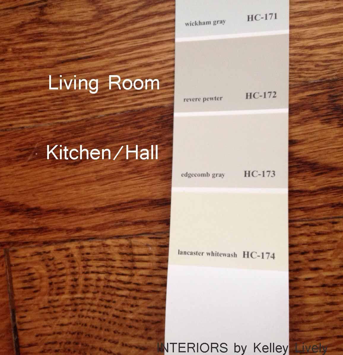 Paint Colors That Work With Macintosh Oak Paint Colors