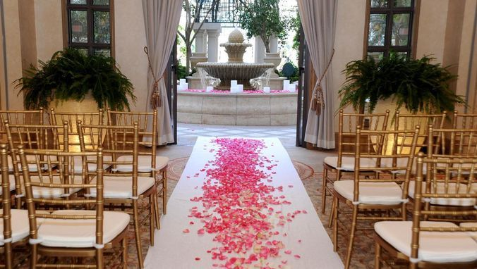 The Venetian Offers A Wide Array Of Wedding Packages For An Unforgettable Destination In