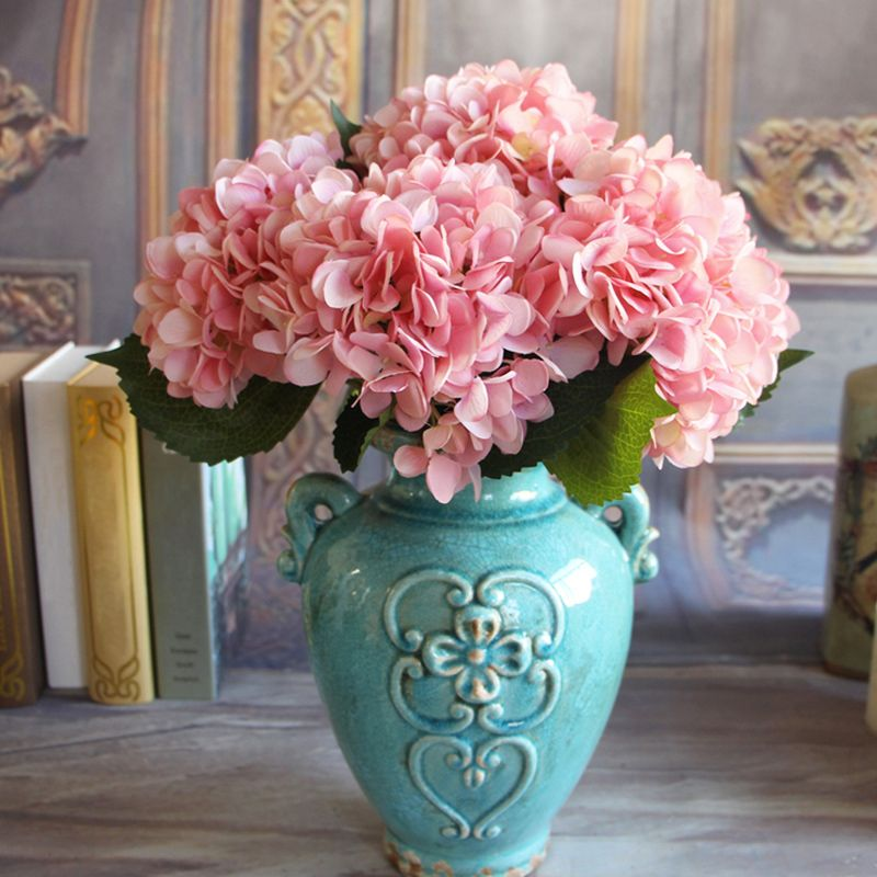 3 Colors Pretty Fake Flower Bouquet Home Decoration Accessories