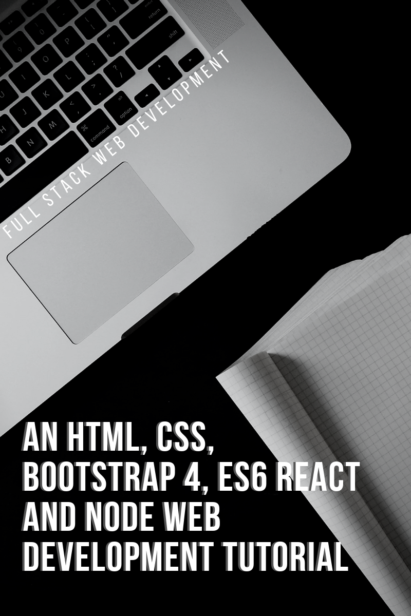 Full Stack Web Development: How to Make a Website With HTML