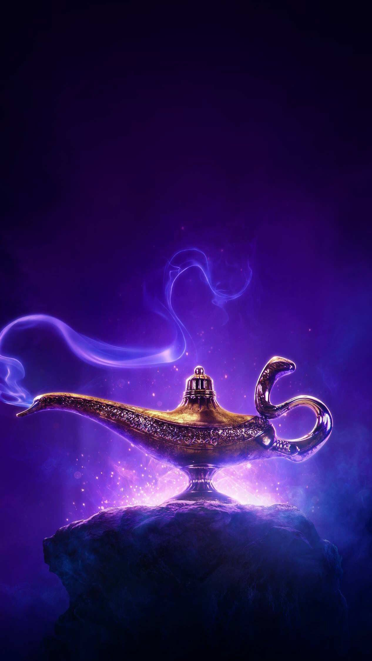 Aladdin Iphone Wallpaper Peliculas De Disney Walt Disney