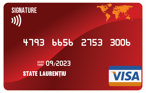Credit Card Generator with your NAME (US UK FR IT DE GR RU) in