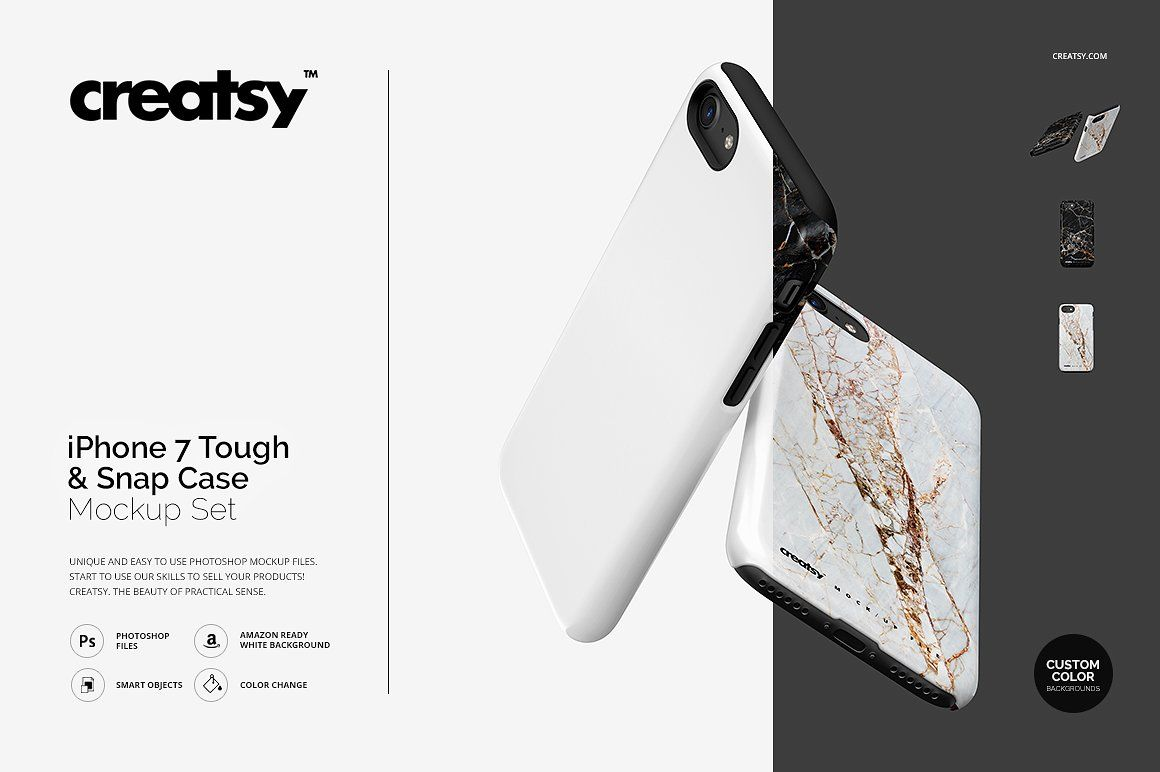 Download Iphone 7 Case Mockup Tough Snap Iphone 7 Cases Iphone 7 Mockup