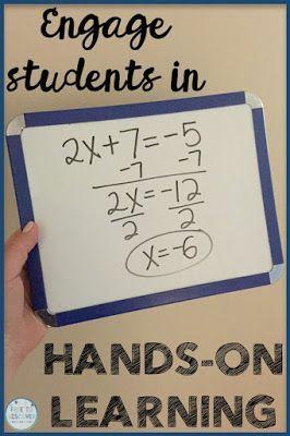 8th Grade Math Math Madness Middle Schoolhigh School Pinterest
