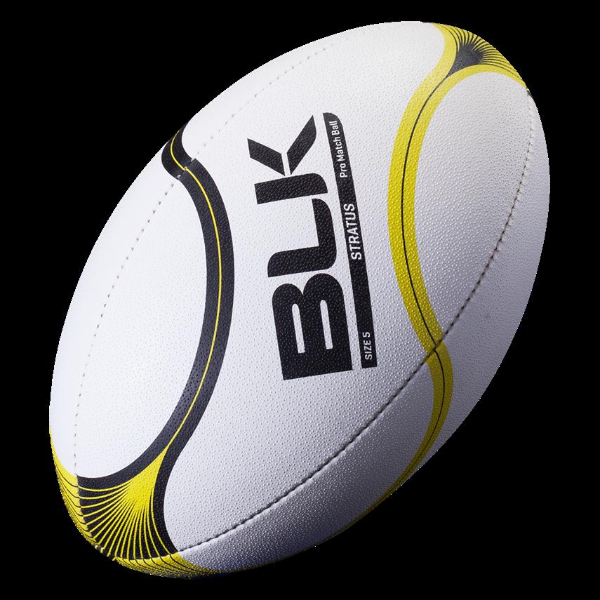 Blk Stratus Match Rugby Ball Worldrugbyshop Com Bola