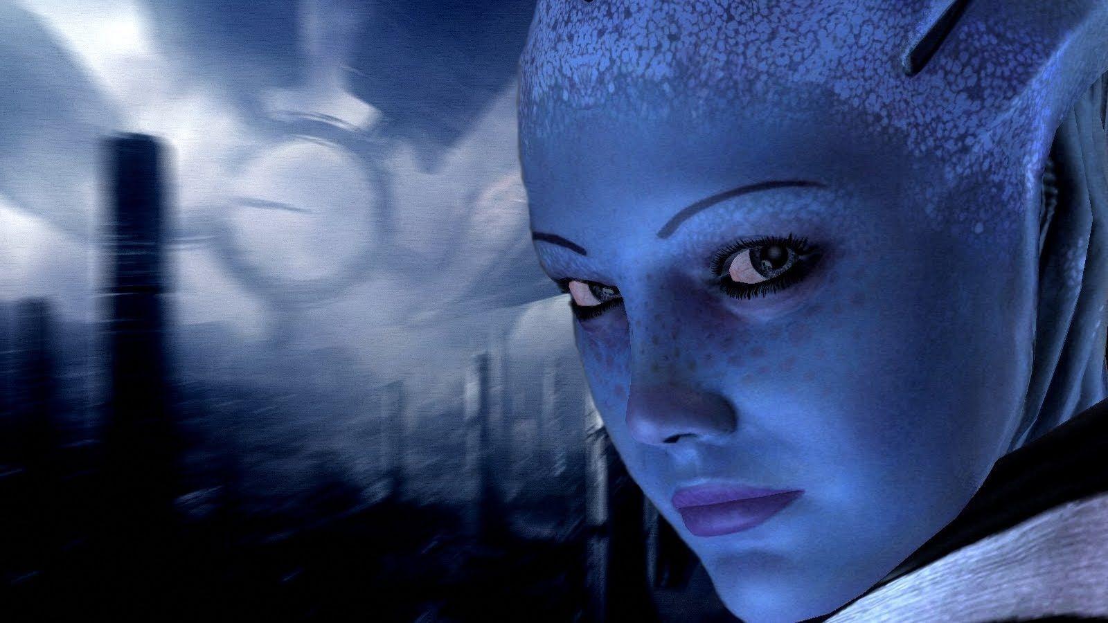 Mass Effect 3 Liara T'Soni All Full Conversations Todas las ...