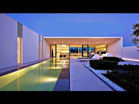 Modern Architecture In Italy unique ultra-modern italian luxury pool villa in lido di jesolo