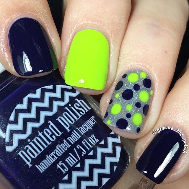 Instagram media gimme_the_polish #nail #nails #nailart | DECORACIÓN ...