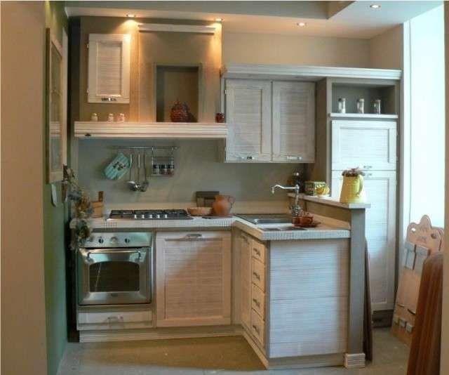 Risultati immagini per cucina piccola angolare nel 2019 ...
