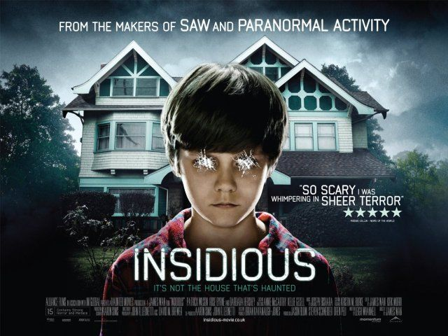 Put Some Horror Spice In Your Halloween With The Collections Of Best Movies Insidious Movie Best Horror Movies Insidious