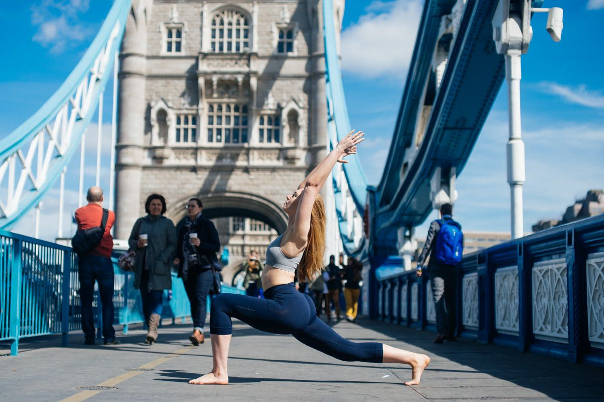 Five Reasons To Practice Yoga by Hannah Rose Fit |FEAT FALKE