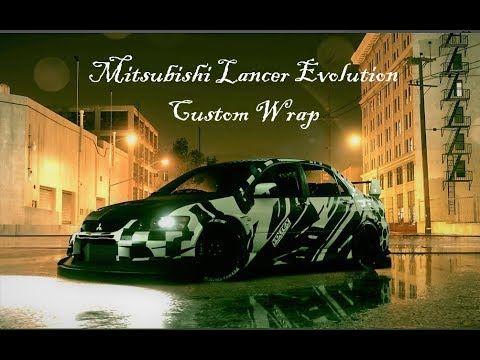 mitsubishi lancer 2015 custom. mitsubishi lancer evolution custom wrap need for speed 2015