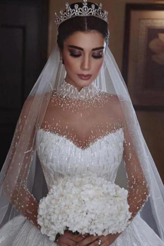 Luxury Crystal Wedding Dresses Turkey Istanbul China Guangzhou