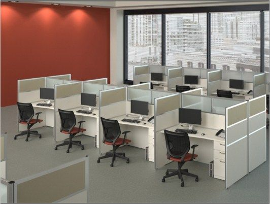 Call Center Workstations | Virginia, Maryland, DC | Office Furniture ...