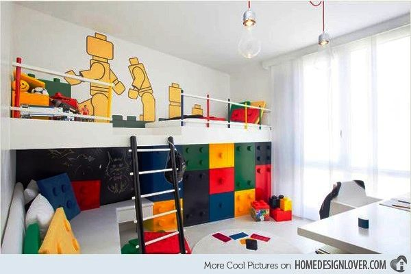 15 Boys Themed Bedroom Designs Boys Bedroom Themes Modern Kids