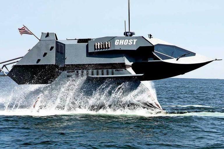 This Stealth Attack Boat May Be Too Innovative For The Pentagon