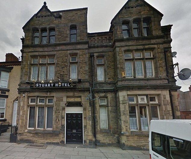 Google Street View Reveals Spooky Faces At Hotel Liverpool