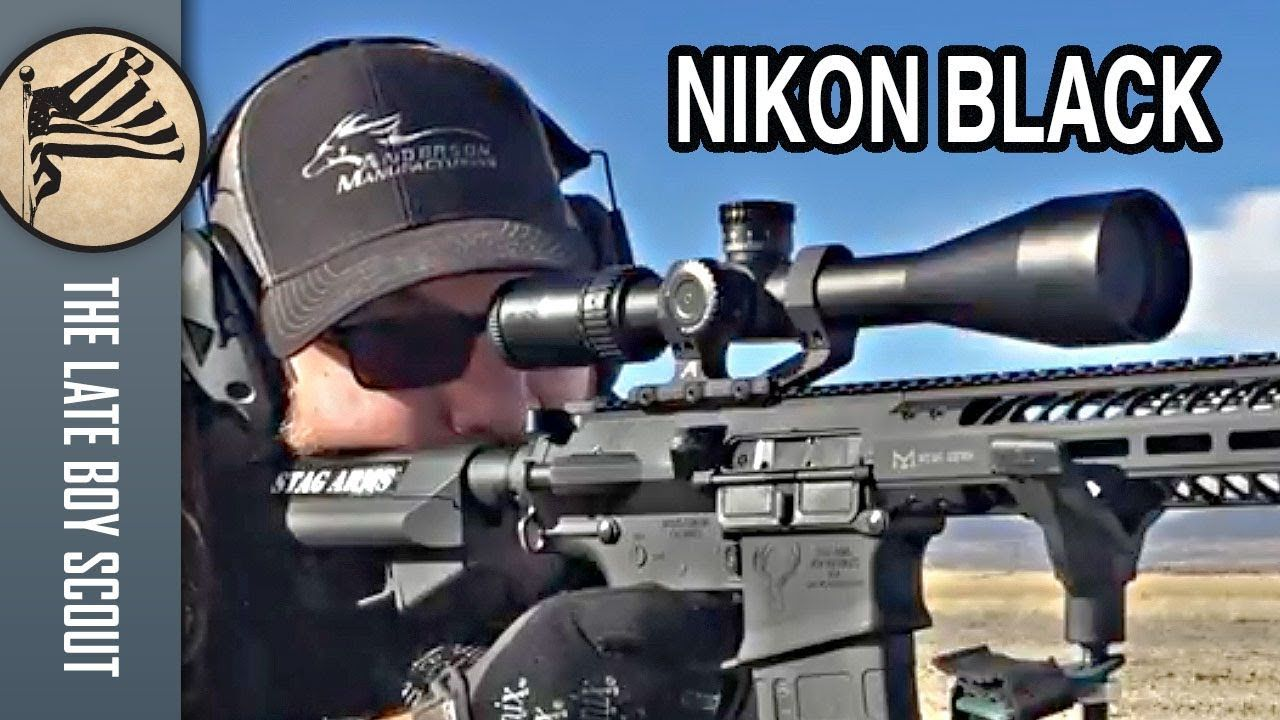 Nikon Black X1000 Scope 1 Year Review Nikon Scope Science And Technology