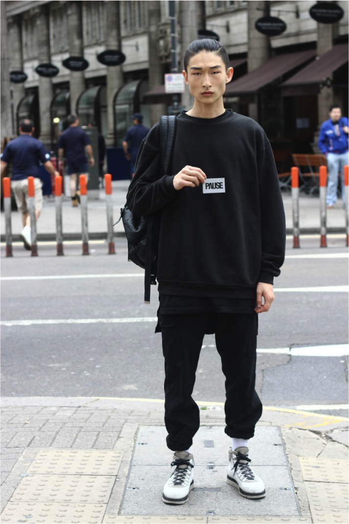Oversized men\u0027s hoodie sweater sweatshirt in 2019