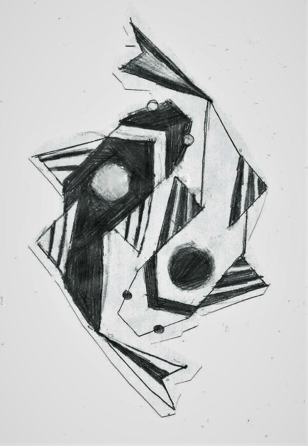 yin #yang #yinyang #fish #fishs #pisces #pencil #drawing #sketch ...