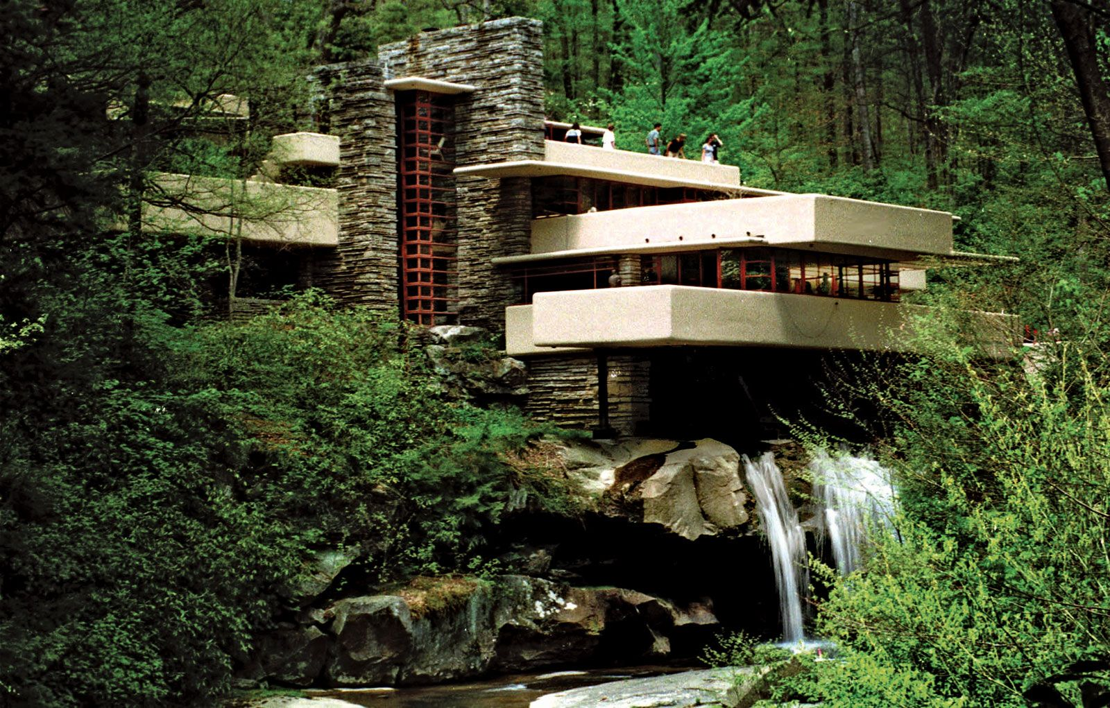 Falling Water House Architecture Pinterest Lloyd