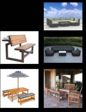 Explore Outdoor Furniture, Furniture Decor, And More!