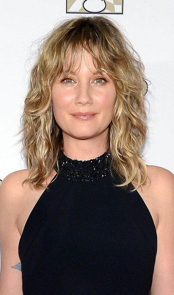 Shoulder Length Haircuts With Side Fringe Haircut Ideas