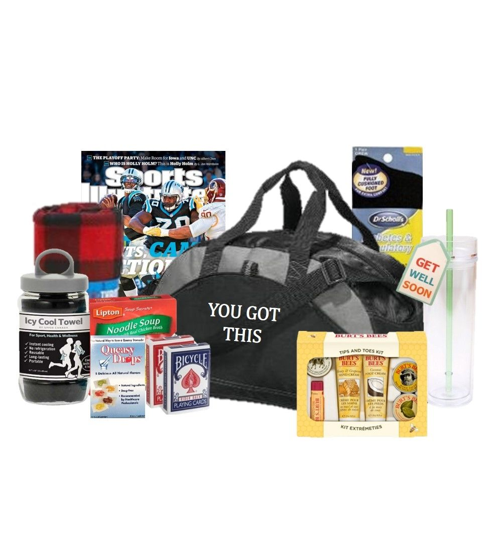 Mens Chemo Care Kit Cancer gift, Gifts for cancer