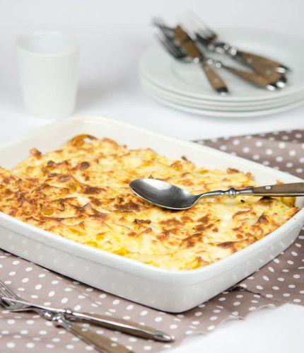 Gratin de tagliatelles comme chez paul bocuse paul bocuse tagliatelles et gratin - Paul bocuse recettes cuisine ...