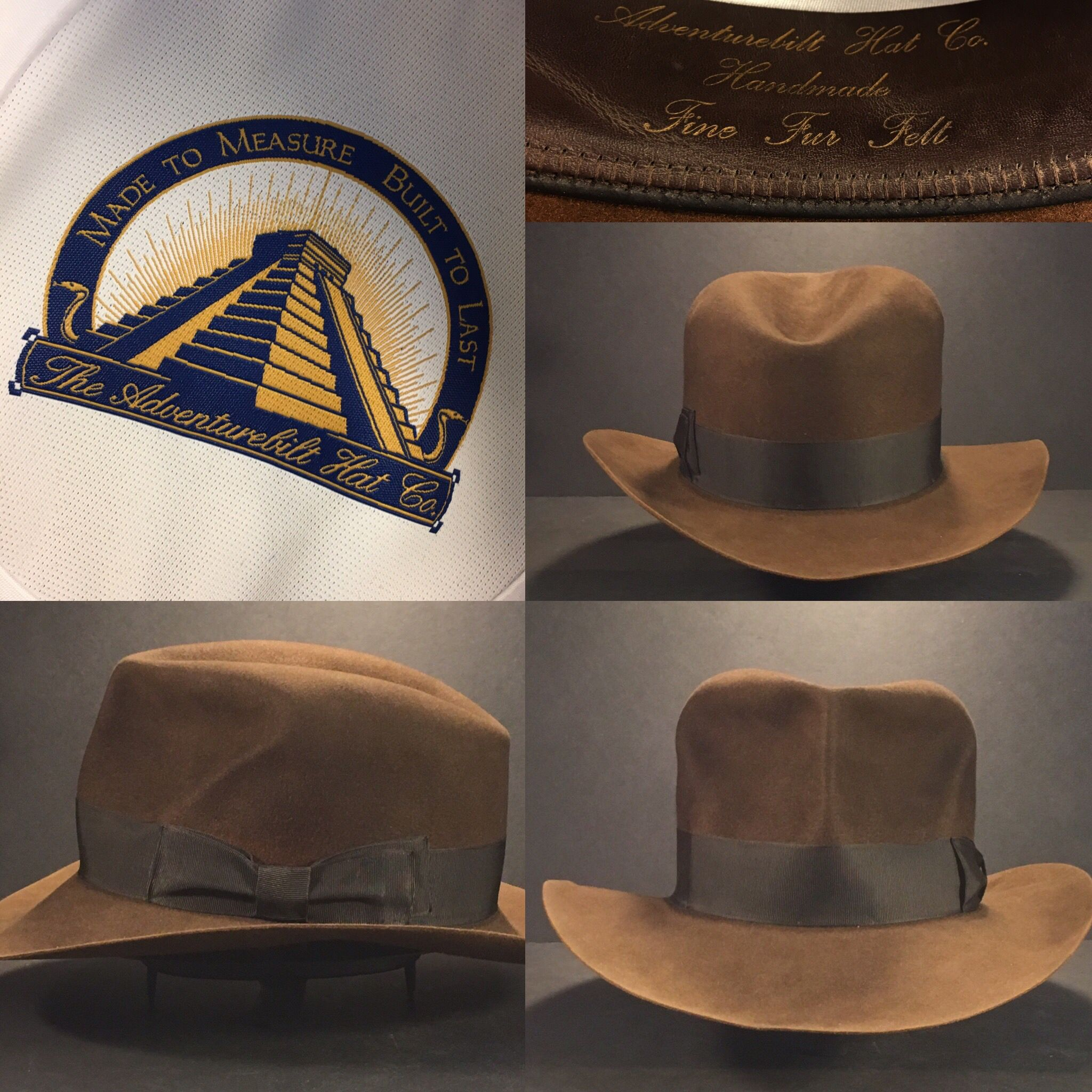 Adventurebilt Hats Hats For Men Hats Bespoke Hats
