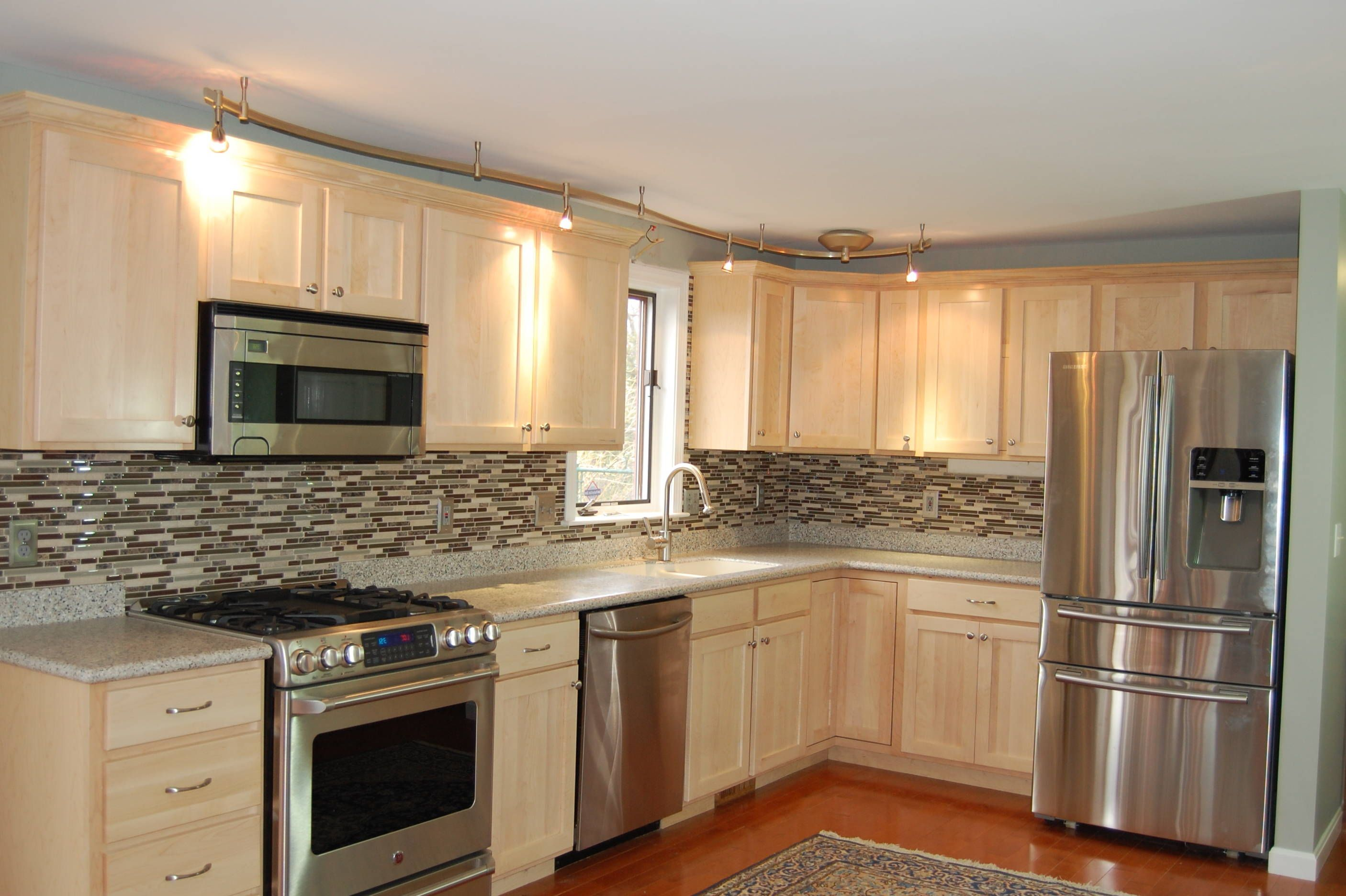 kitchen astonishing kitchen cabinet refacing cost for from ...