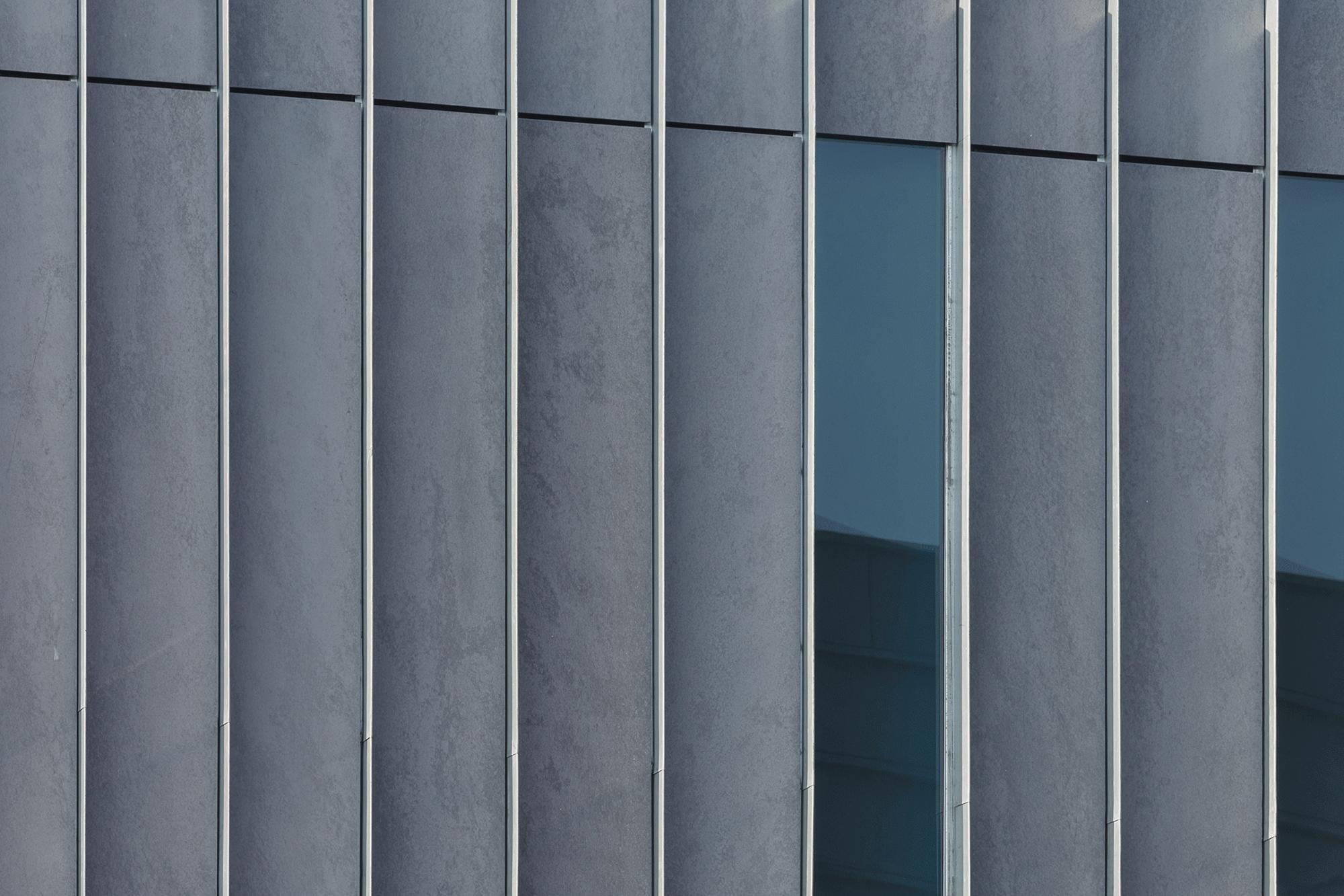 Design Potential Concrete Panel Facade Concrete Wall Panels Facade Material