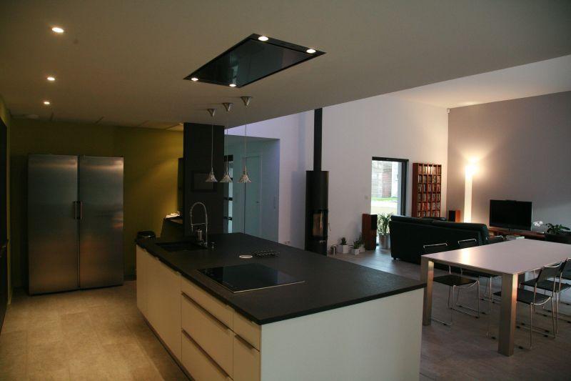 Maison contemporaine à Pfastatt par jlklingler sur ForumConstruire