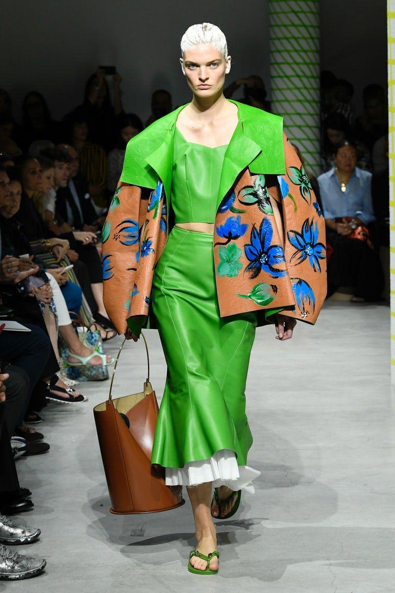 Marni  Ready-to-Wear Spring 6  Look 6  Fashion, Fashion
