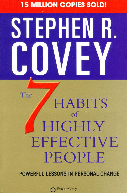 The 7 Highly Effective Habits Of Fit People Methods Adapted From