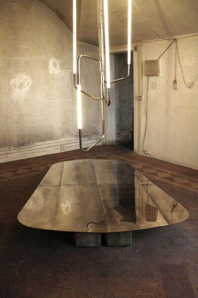 Vincenzo De Cotiis Tisch, Wohnmöbel, Möbeldesign, Luxus Möbel, Blitz  Design, Innenarchitektur