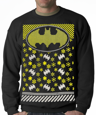 Batman Christmas Sweater.Pin On Christmas T Shirts And Accessories