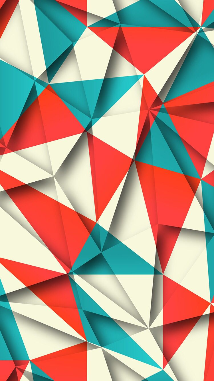 TAP AND GET FREE APP Colorful 3D Abstract Wallpaper For IPhone 7 From Everpix App Follow Us And Get Free On The Store